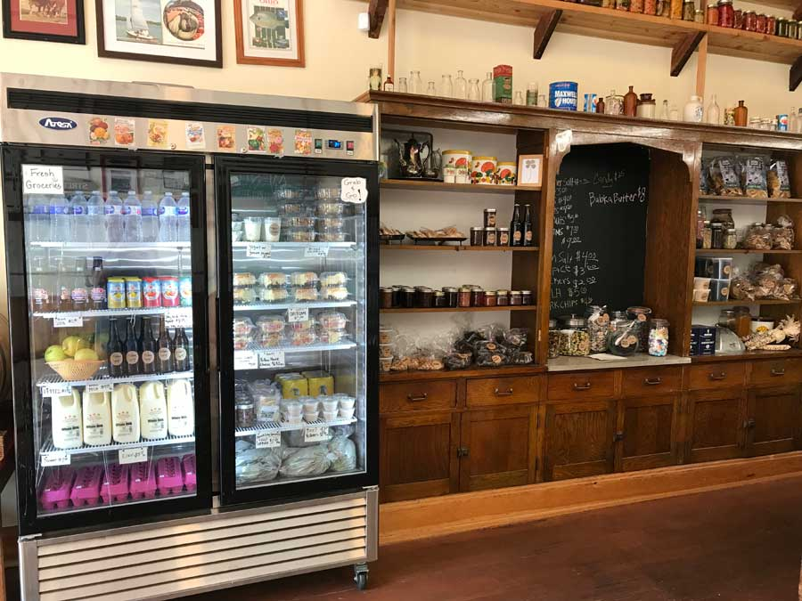 Larder Delicatessen and Bakery groceries
