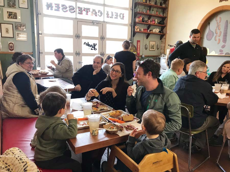 Private Dinners at Larder at Larder Delicatessen and Bakery