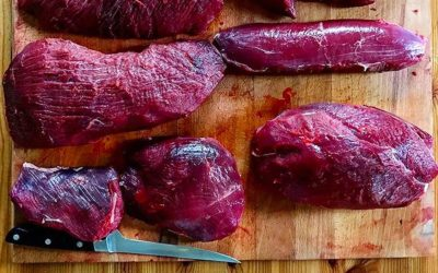 A Little Note About Butchery…