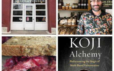 'Koji Alchemy' from Jeremy Umansky of Larder due soon